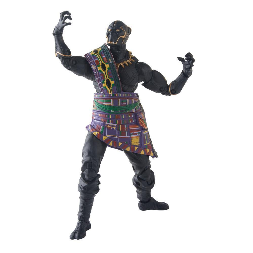 Marvel Legends Series Black Panther T'Chaka Figure