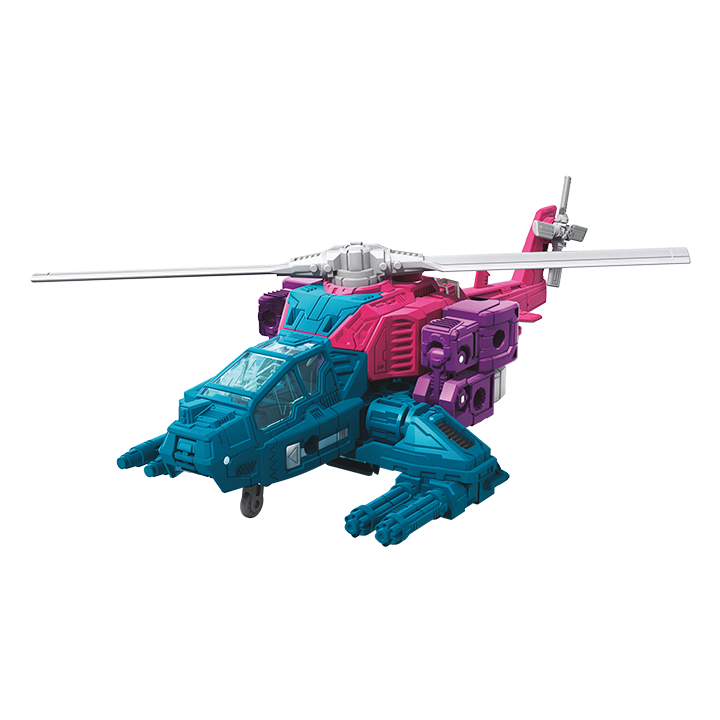 TRANSFORMERS SPINSTER War for Cybertron Deluxe Class WFC-S48