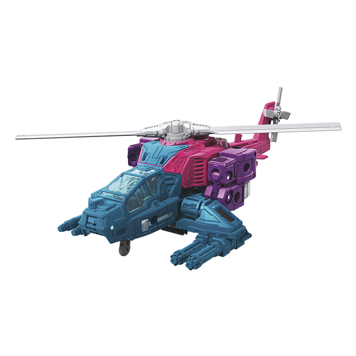 Transformers Toys Generations War for Cybertron Deluxe Wfc-S48 Spinister Figure