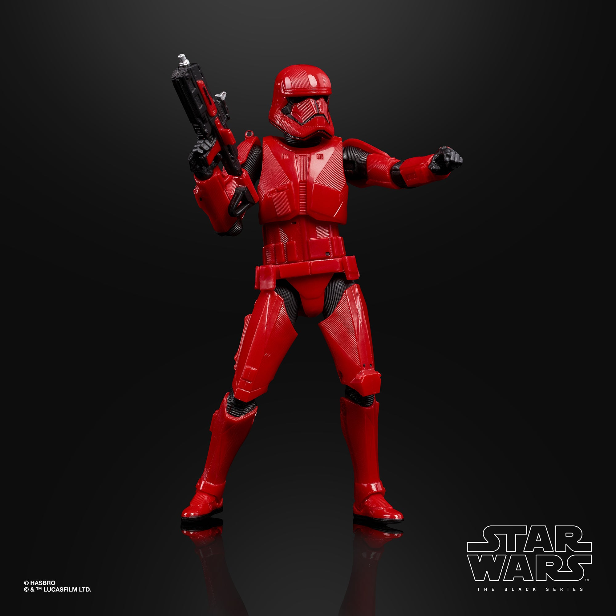 Star Wars The Black Series Sith Trooper Figure