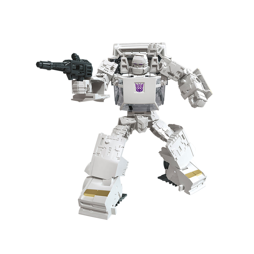 Transformers Generations War for Cybertron Deluxe WFC-E37 Runamuck Figure