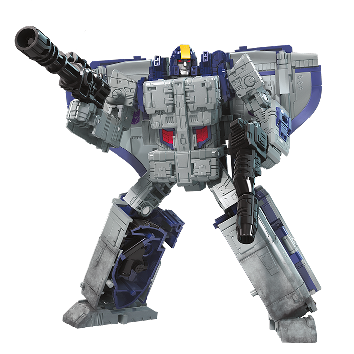 Transformers Generations War for Cybertron WFC-S51 Astrotrain Figure Robot Mode