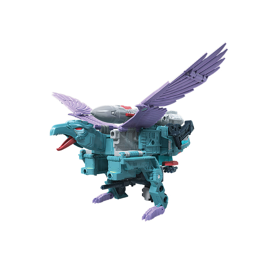 Transformers Generations War for Cybertron Earthrise Leader WFC-E23 Doubledealer Bird Mode