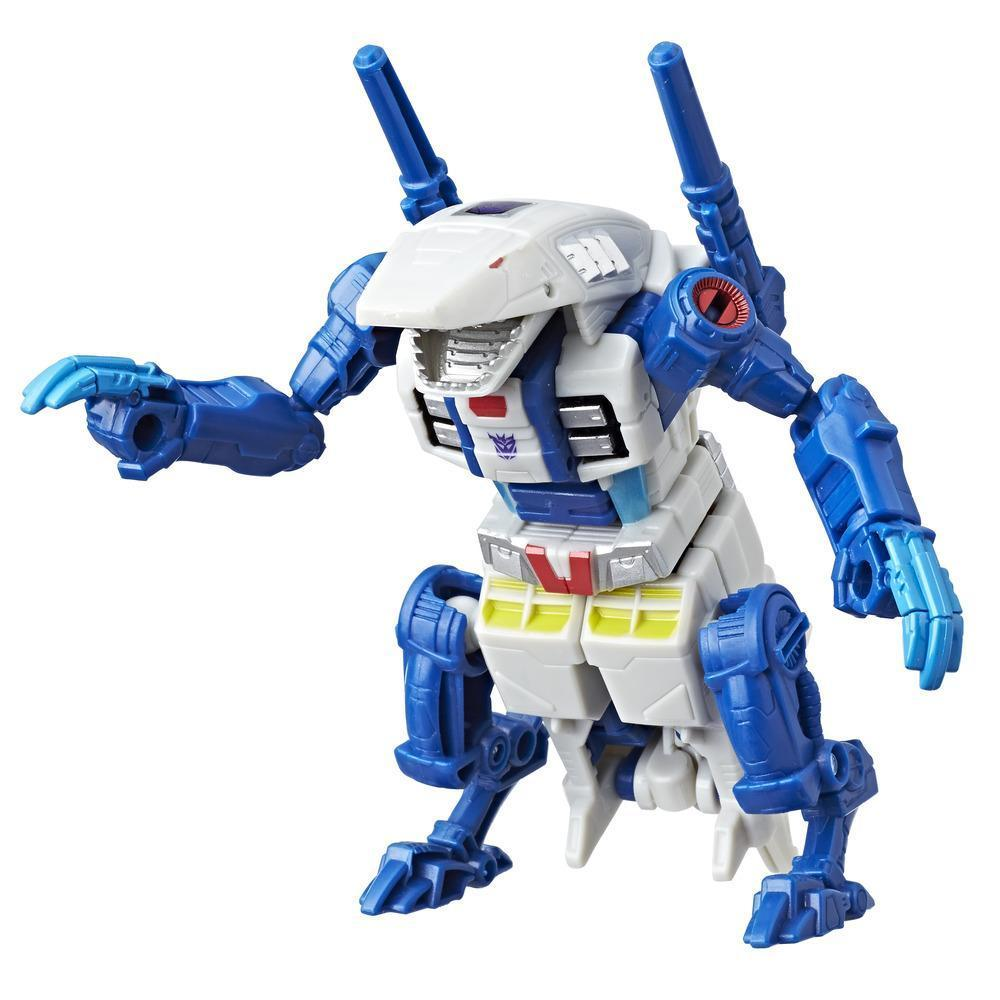 Transformers Generations Power of the Primes Deluxe Terrorcon Rippersnapper Figure Accessory Land Shark Mode