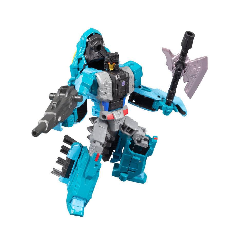 Takara Tomy Transformers Generation Selects Piranacon 4 Robot Mode