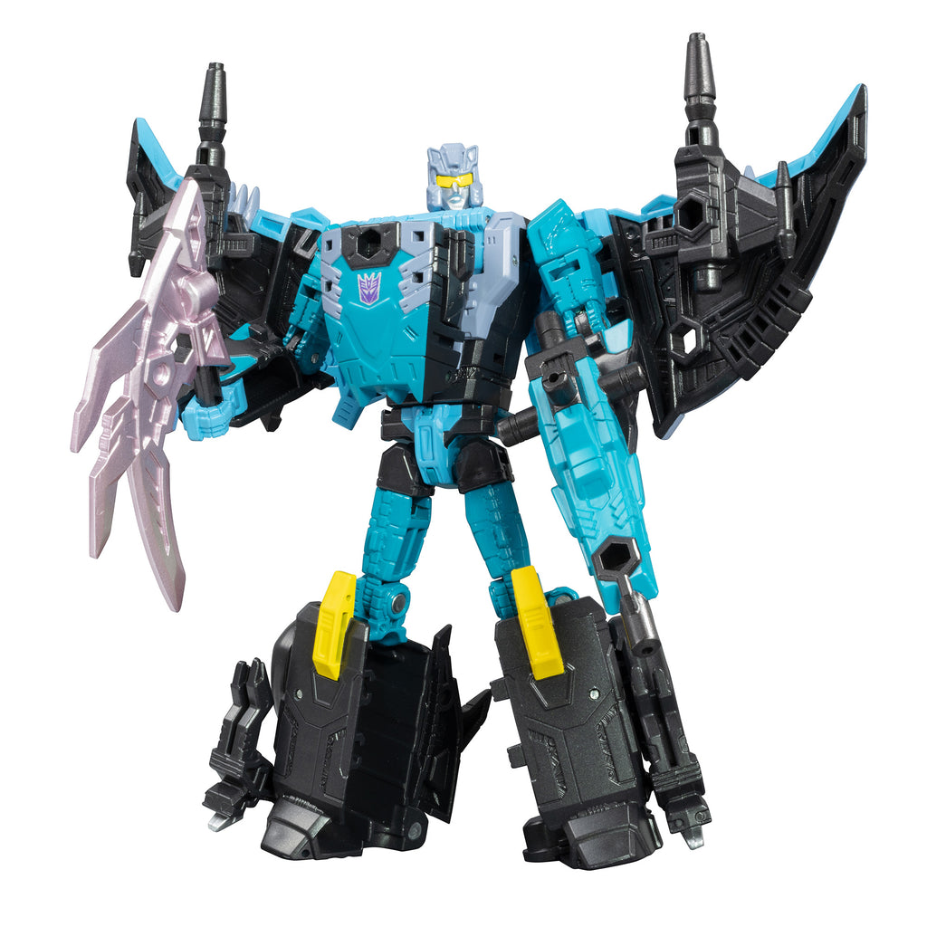 Takara Tomy Transformers Generation Selects Piranacon 3 Robot Mode