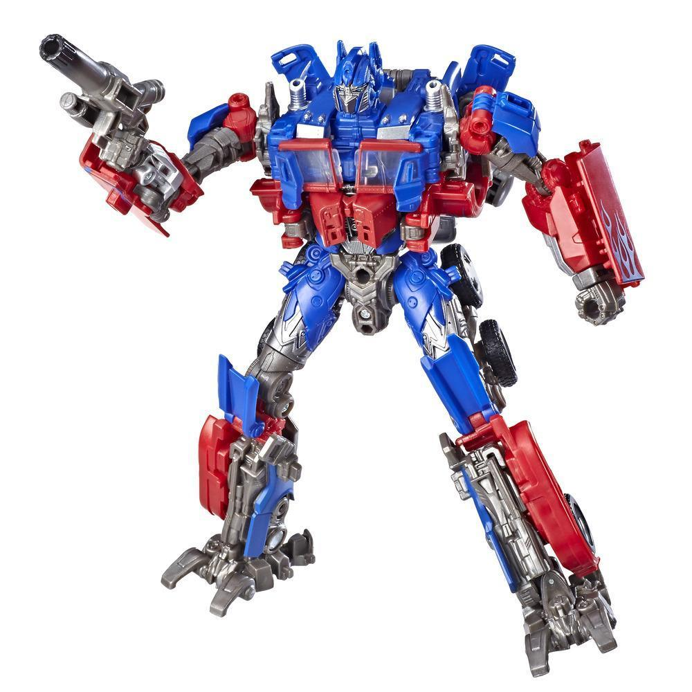 Transformers Studio Series 32 Voyager Class Movie 1 Optimus Prime Figure Robot Mode