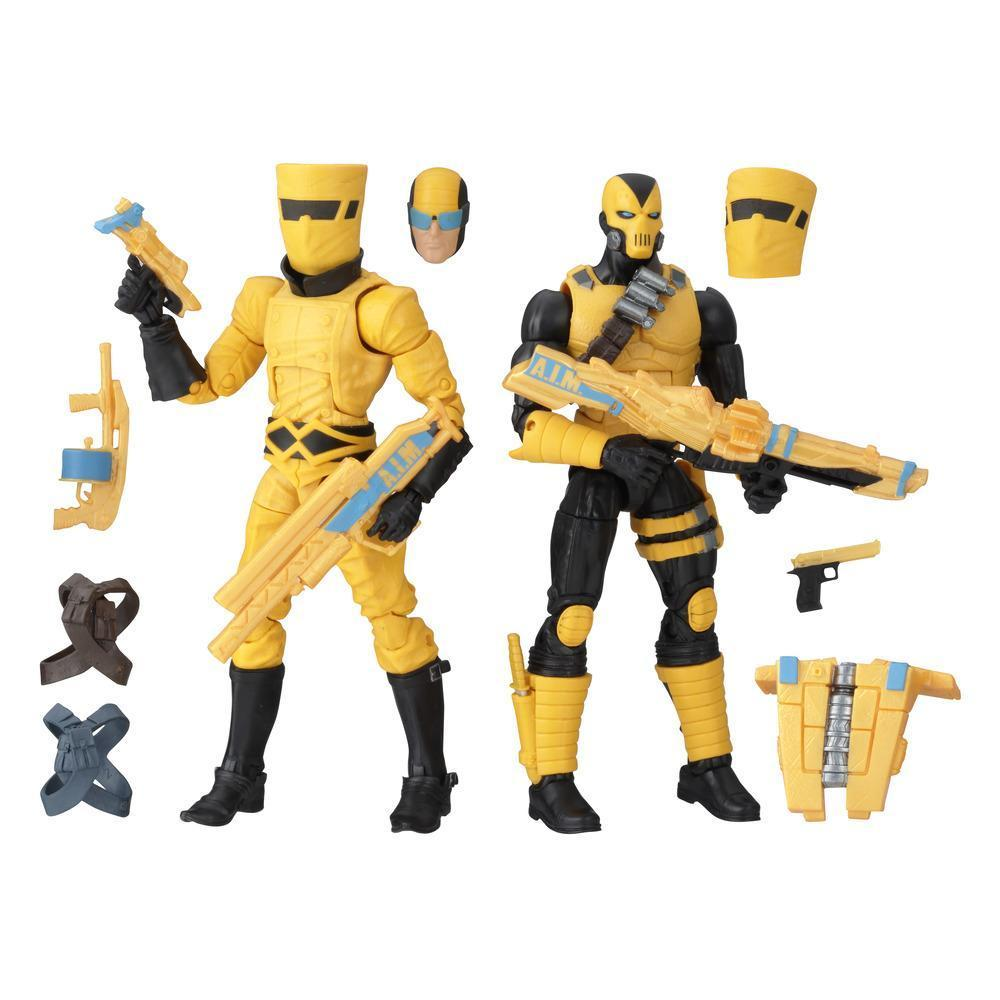 Marvel Legends A.I.M. Scientist and Shock Trooper 2-Pack Figures