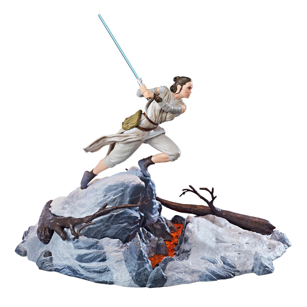 Star Wars The Black Series Centerpiece Rey (Starkiller Base)