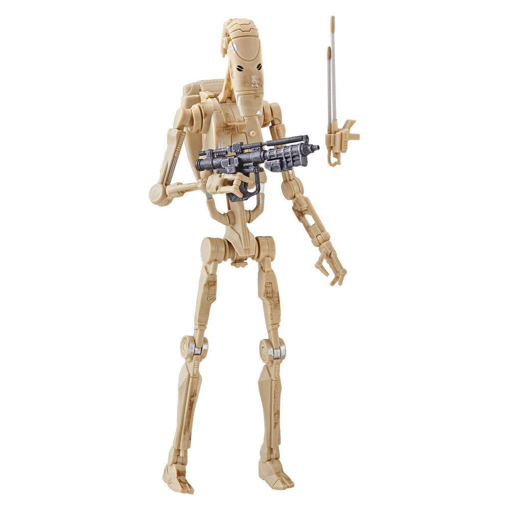 Star Wars The Black Series Battle Droid Figure