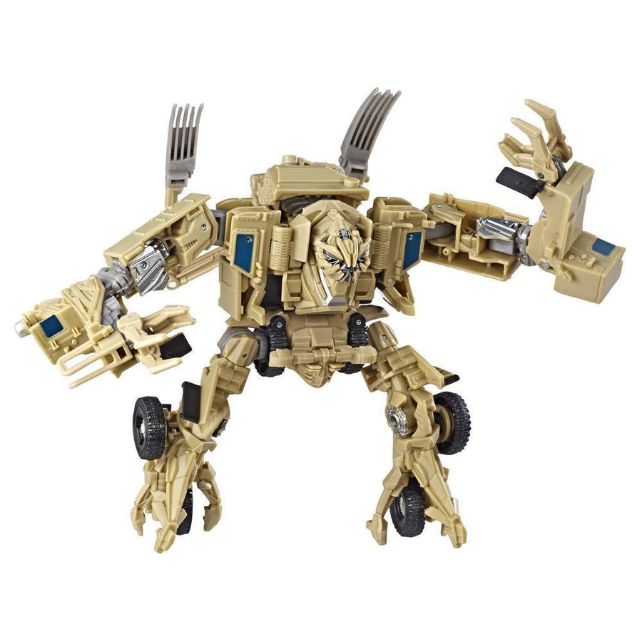Transformers Studio Series 33 Voyager Class Movie 1 Bonecrusher Action Figure Robot Mode