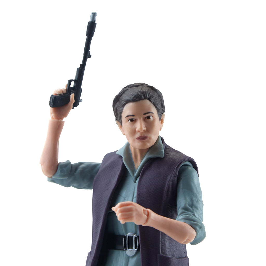 Star Wars The Black Series General Leia Organa Figure