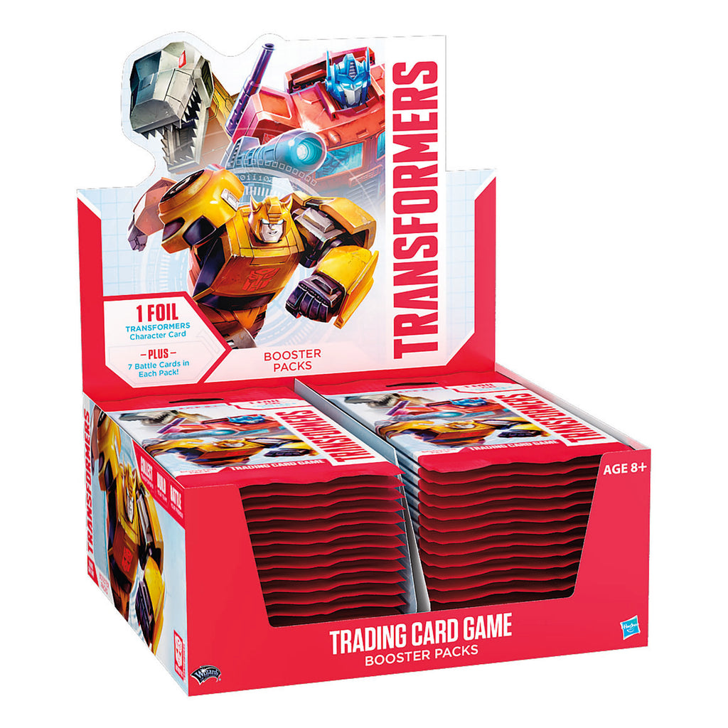 Transformers TCG Booster Pack of 30