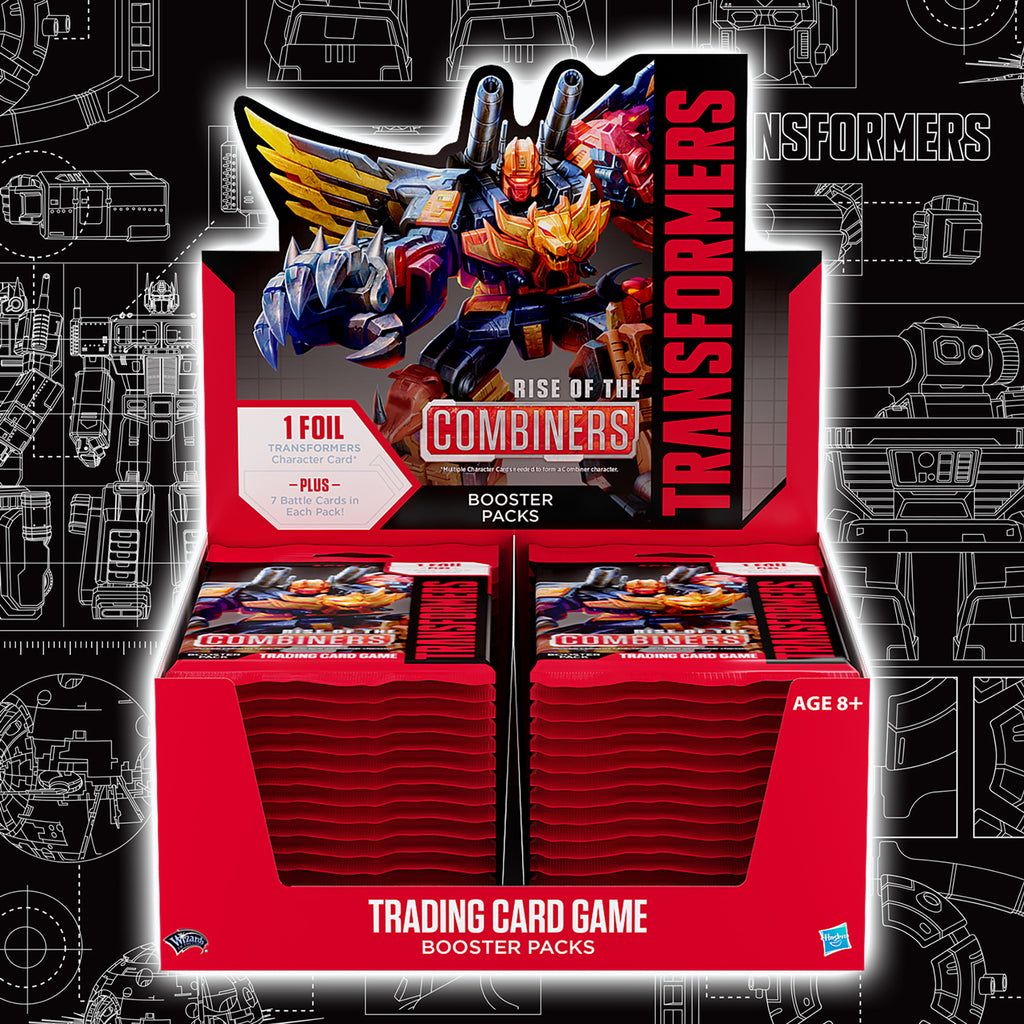 Transformers Rise of the Combiners Booster Pack of 30