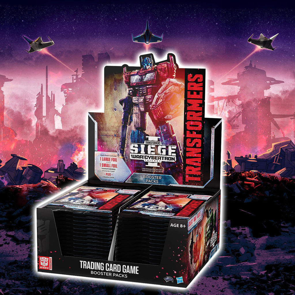 Transformers War for Cybertron Siege I Booster Pack of 30
