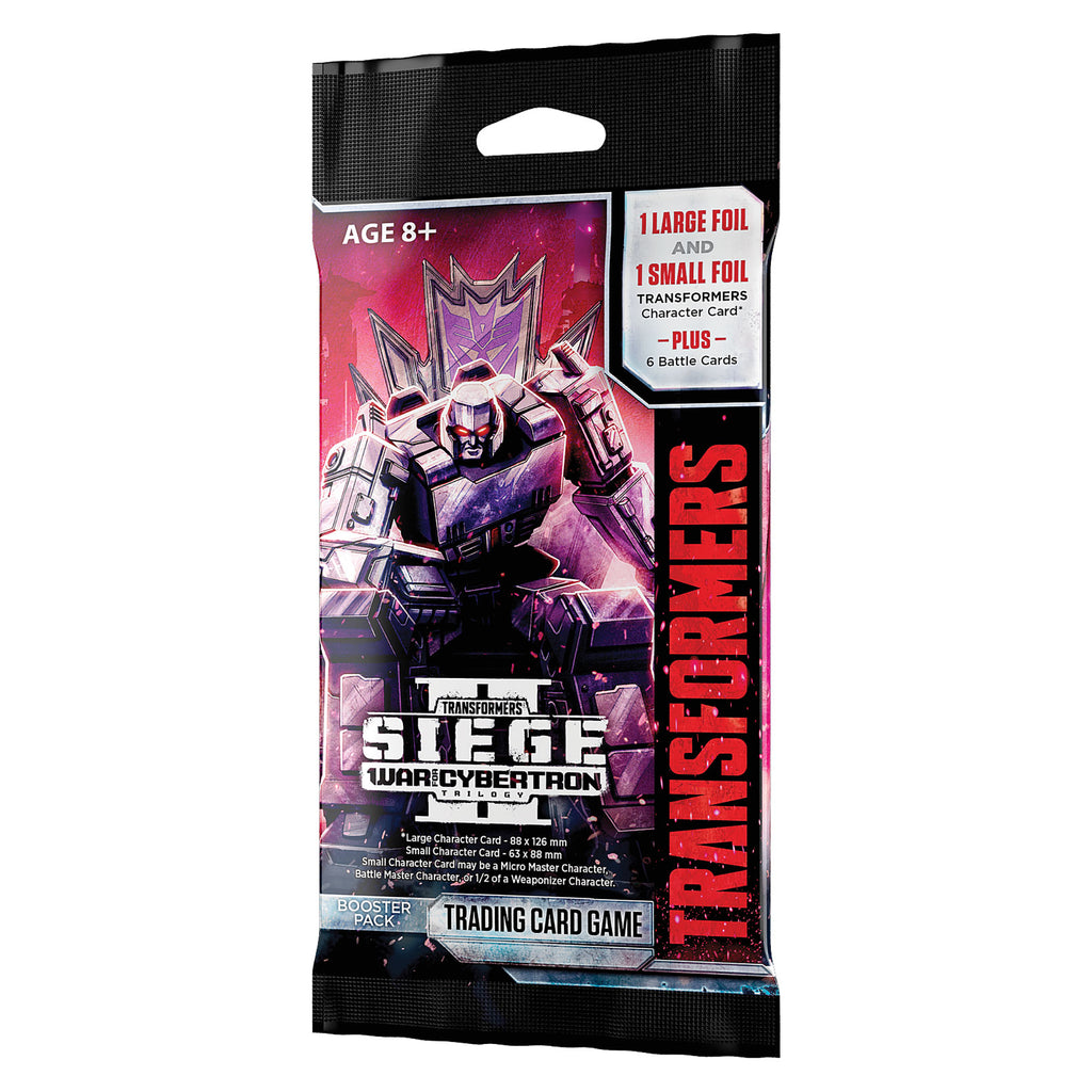 Transformers War for Cybertron Siege II Booster 5 Pack
