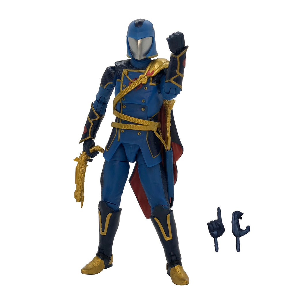 G.I. Joe Classified Series Cobra Commander Regal Variant Action Figure