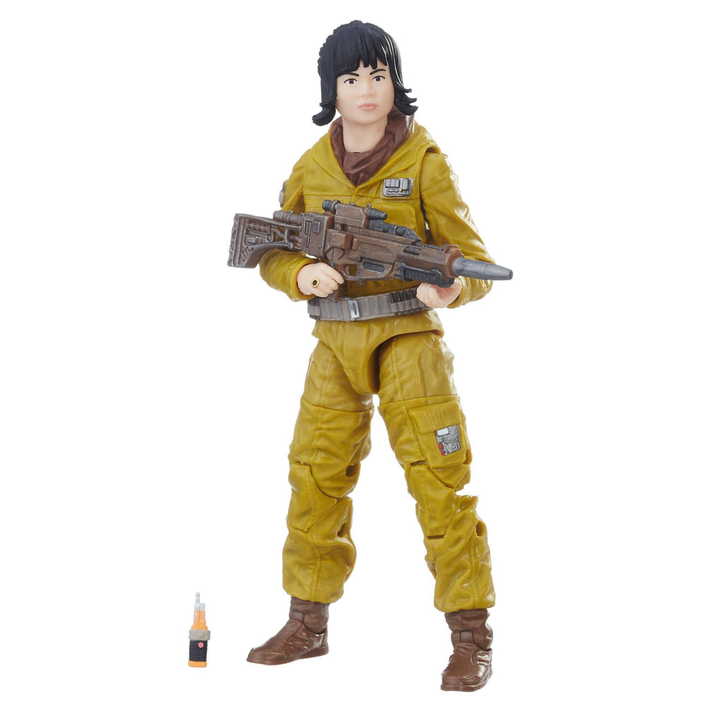 Star Wars The Black Series Resistance Tech Rose Figure
