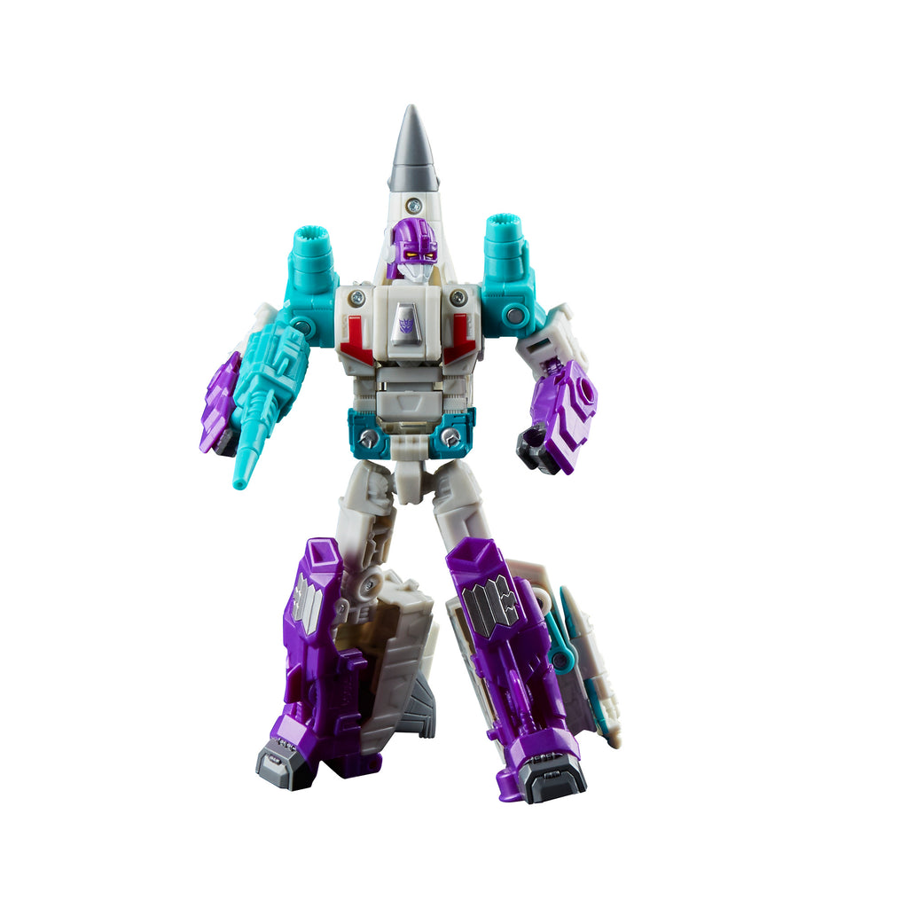 Transformers: Generations Power of the Primes Deluxe Class Dreadwind Figure Robot Mode