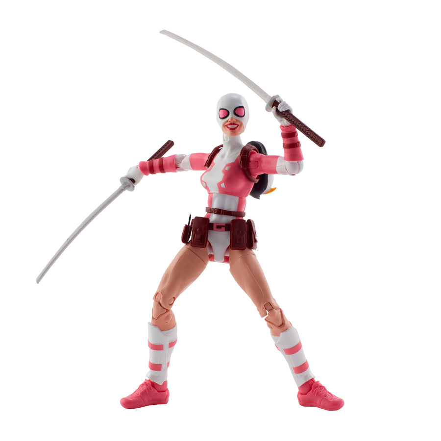 Spider-Man Marvel Legends Series Gwenpool Figure