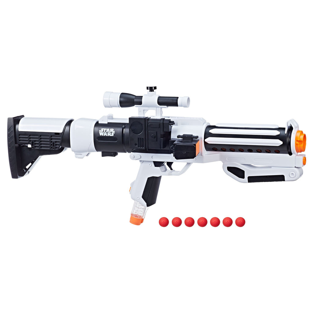Nerf Rival Star Wars Stormtrooper Blaster and Rounds