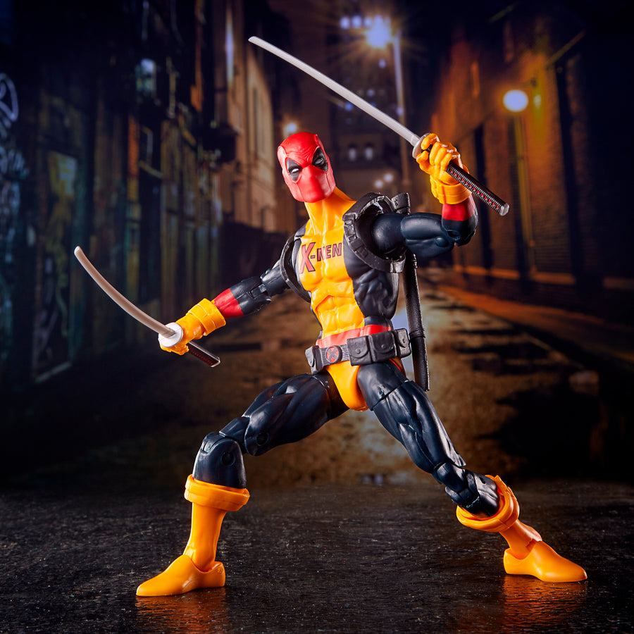Marvel Legends Series Deadpool 3 Figure