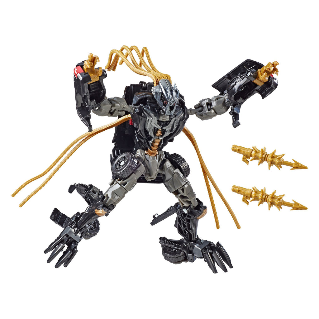 Transformers Studio Series 30 Deluxe Class Dark of the Moon Crankcase Figure Robot Mode