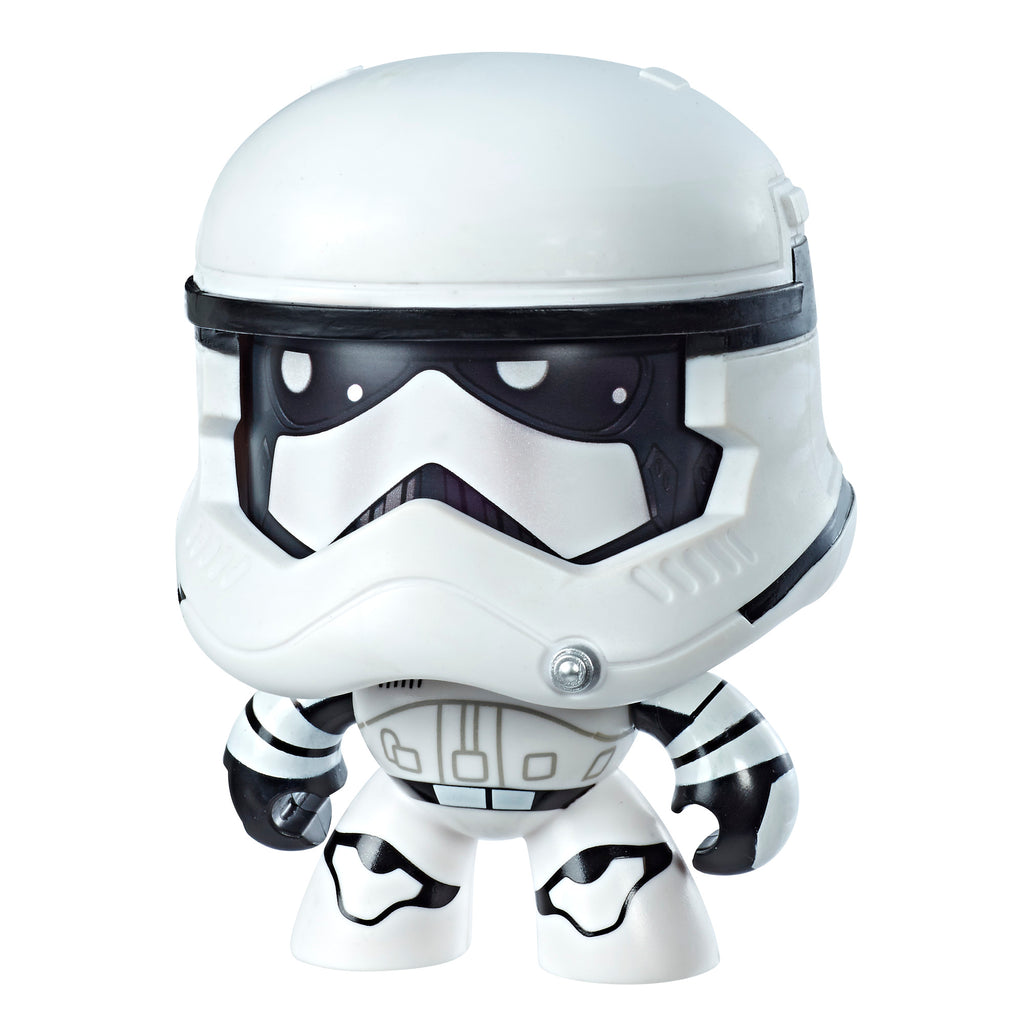 Star Wars Mighty Muggs First Order Stormtrooper #30 Facial Expressions