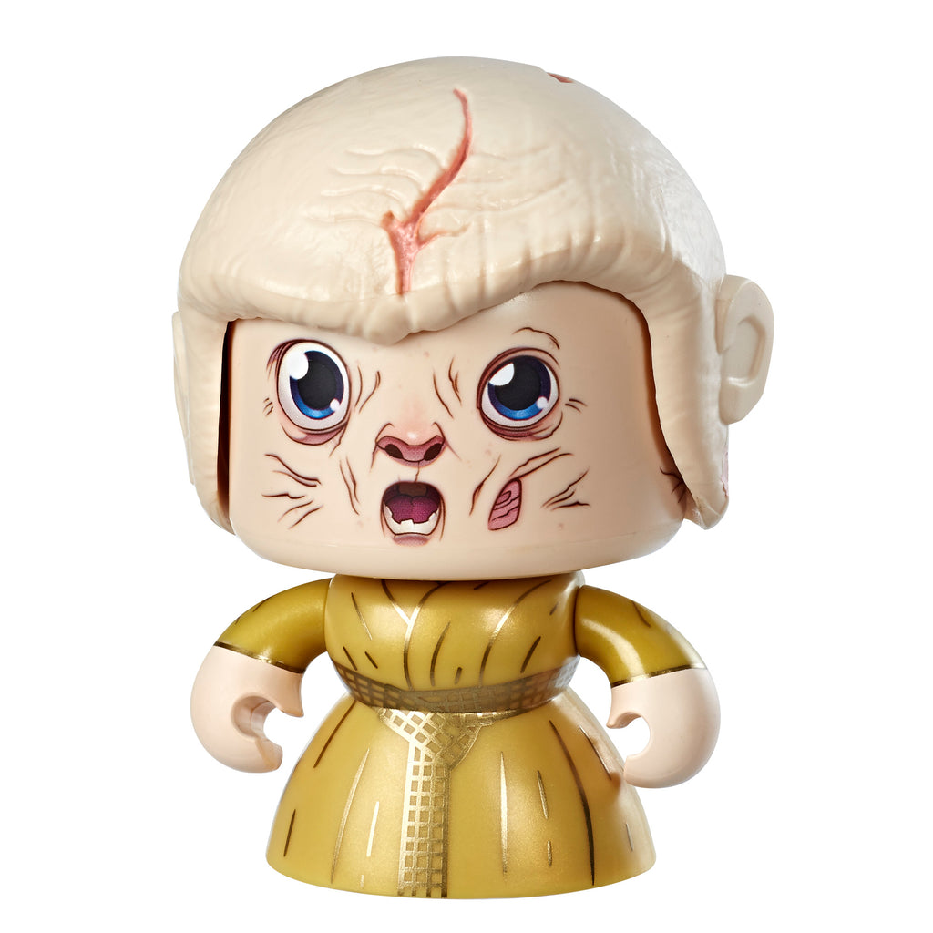 Star Wars Mighty Muggs Supreme Leader Snoke #32 Facial Expressions