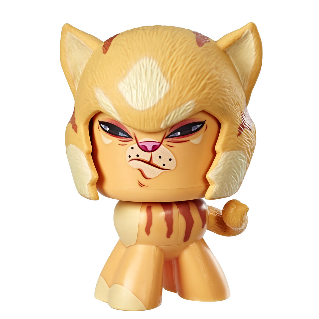 Marvel Mighty Muggs Marvel's Goose #37 Facial Expressions