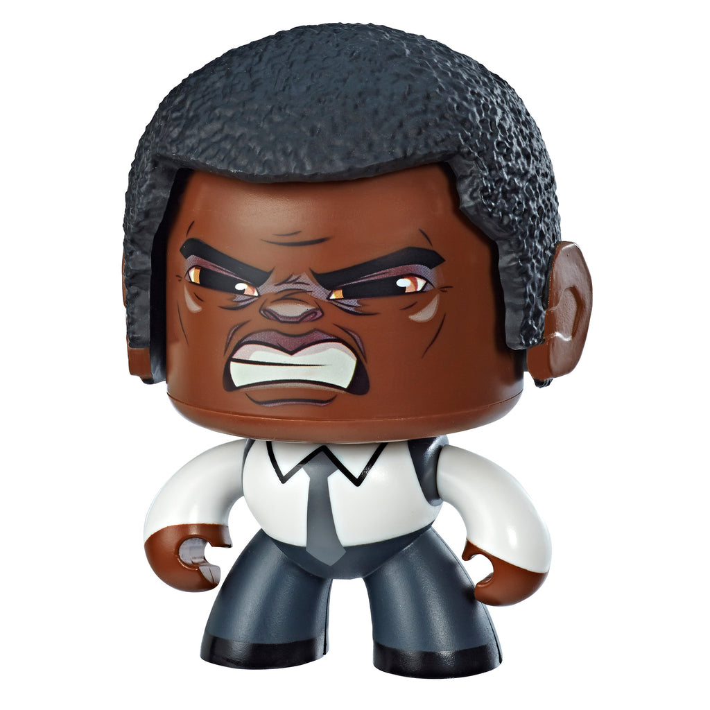 Marvel Mighty Muggs Nick Fury #38 Facial Expressions