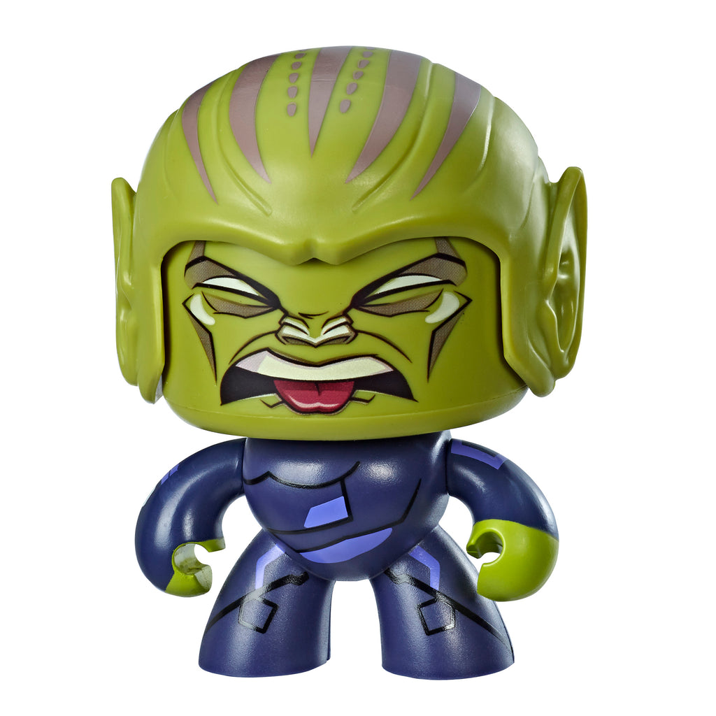 Marvel Mighty Muggs Talos #39 Facial Expressions