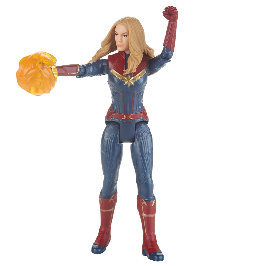 Marvel Avengers: Endgame Captain Marvel Figure
