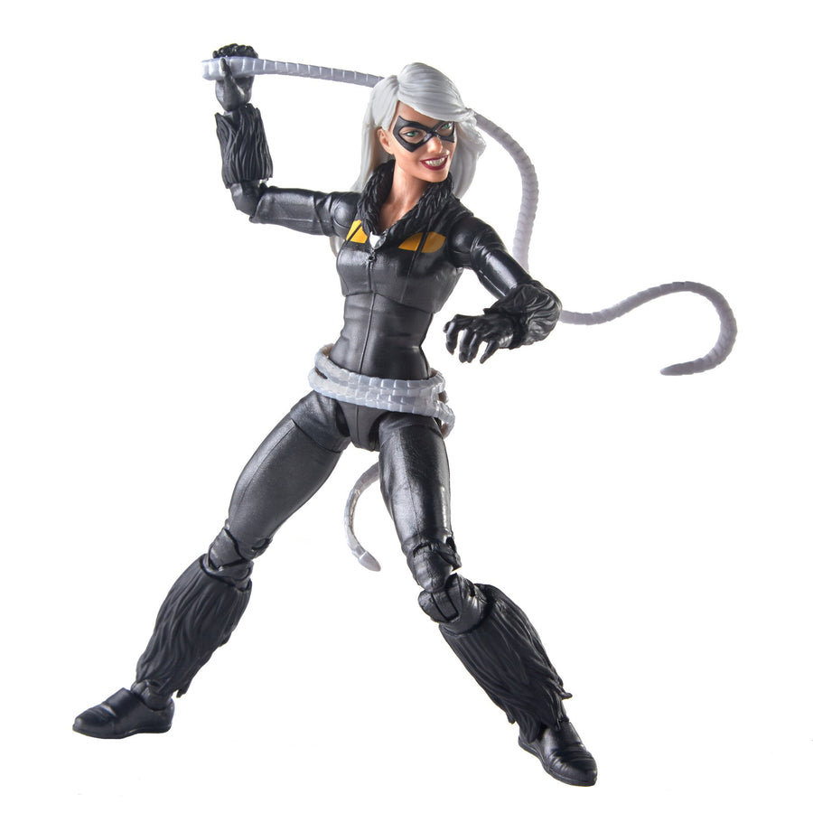 Spider-Man Marvel Legends Series Black Cat Figure