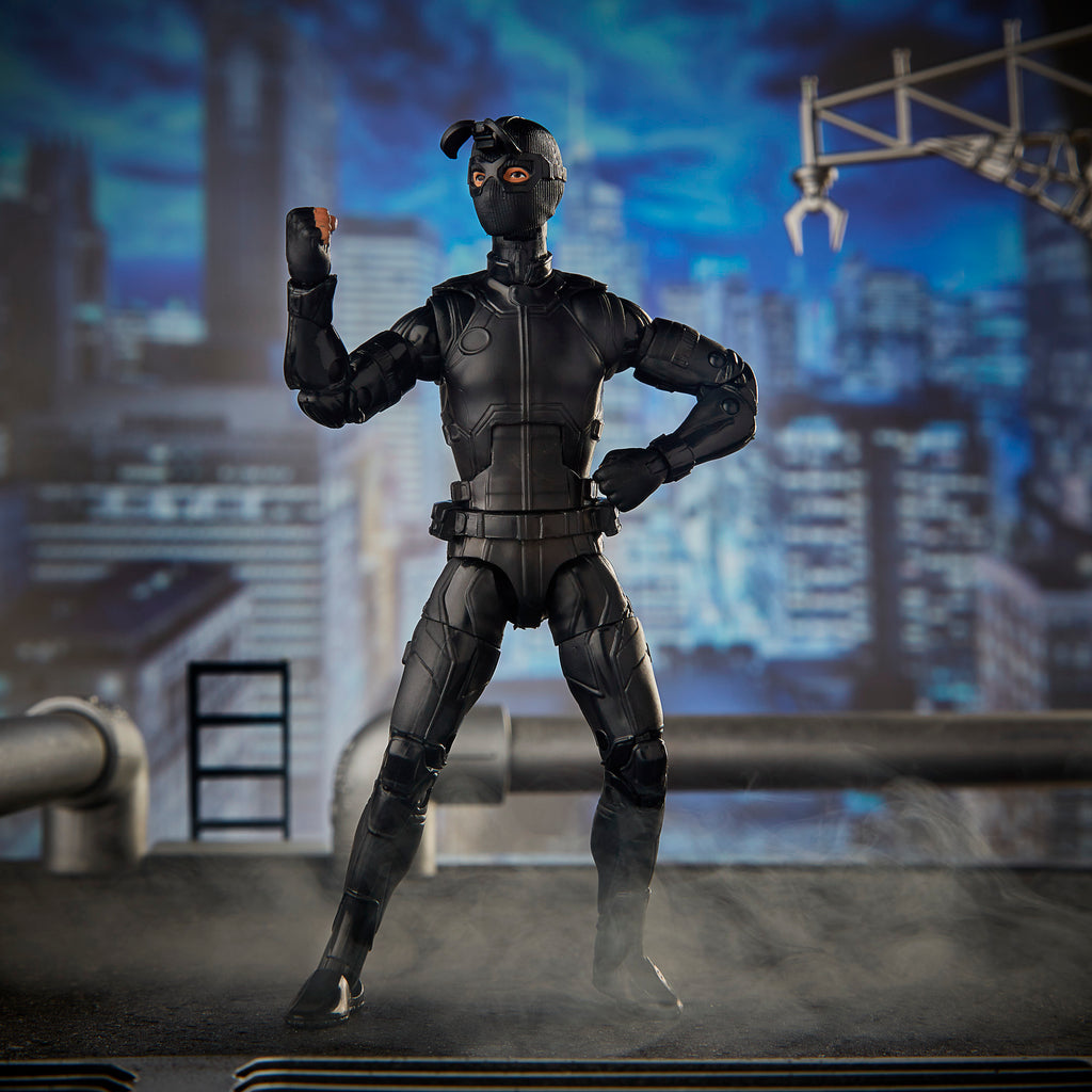 Marvel Legends Spider-Man Far From Home Stealth Suit Action Figure Hasbro