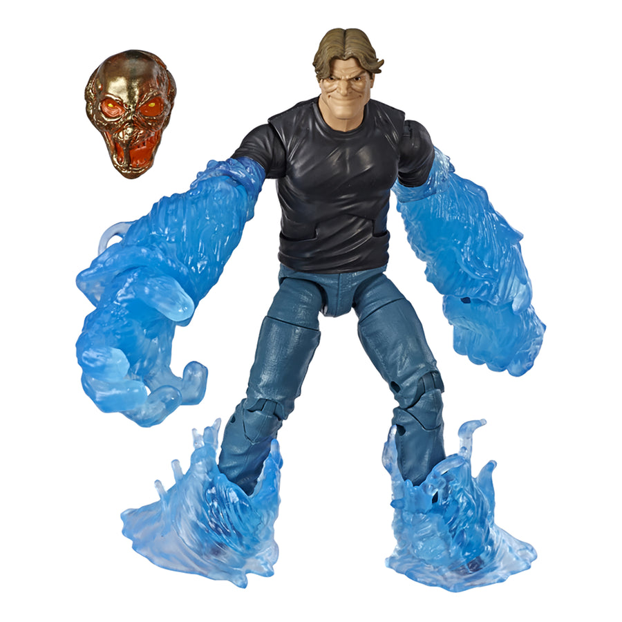 Spider-Man Marvel Legends Series Hydro-Man Figure Accessories