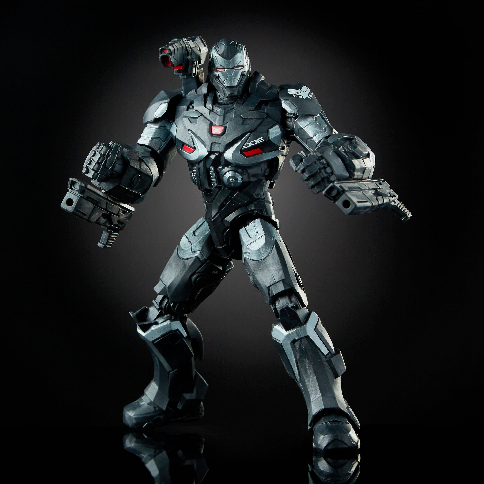 Marvel Legends Series Avengers: Endgame War Machine Figure