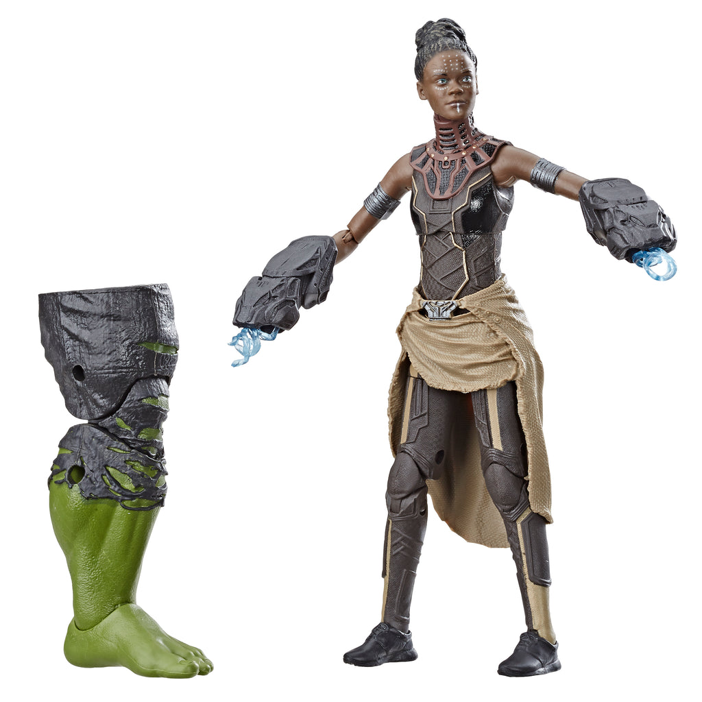 Marvel Legends Series Avengers: Infinity War Shuri Figure and Accessories
