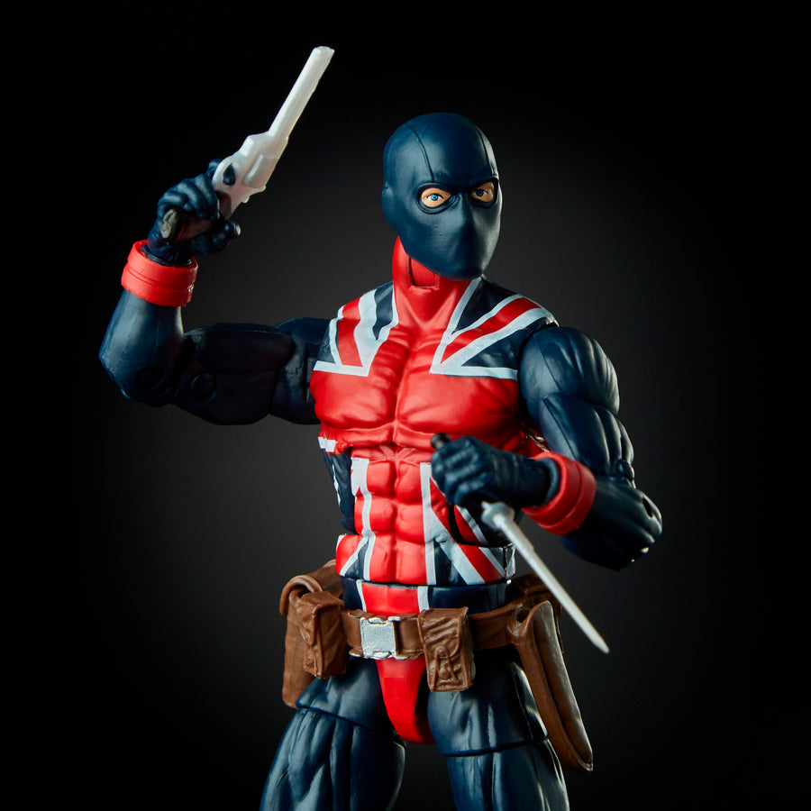 Marvel Legends Series Union Jack Figure