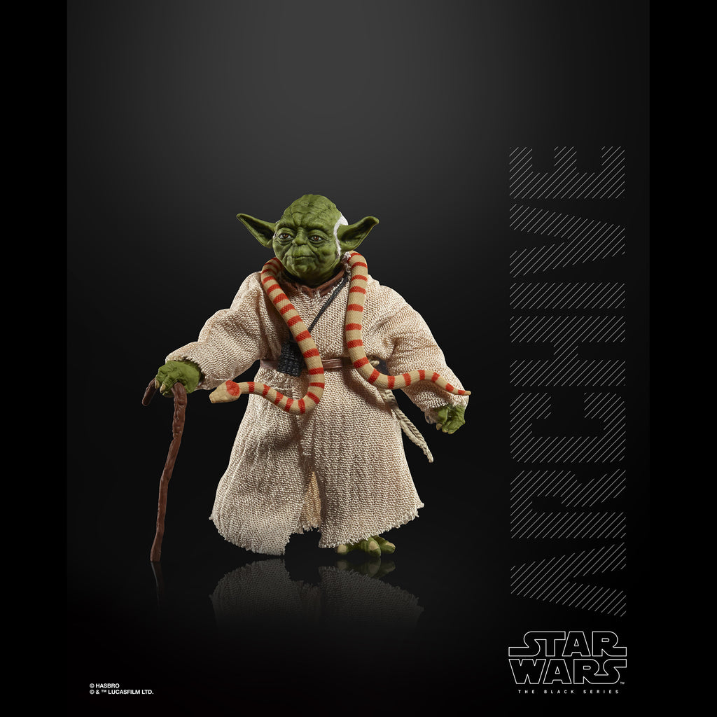 Star Wars The Black Series Archive Yoda
