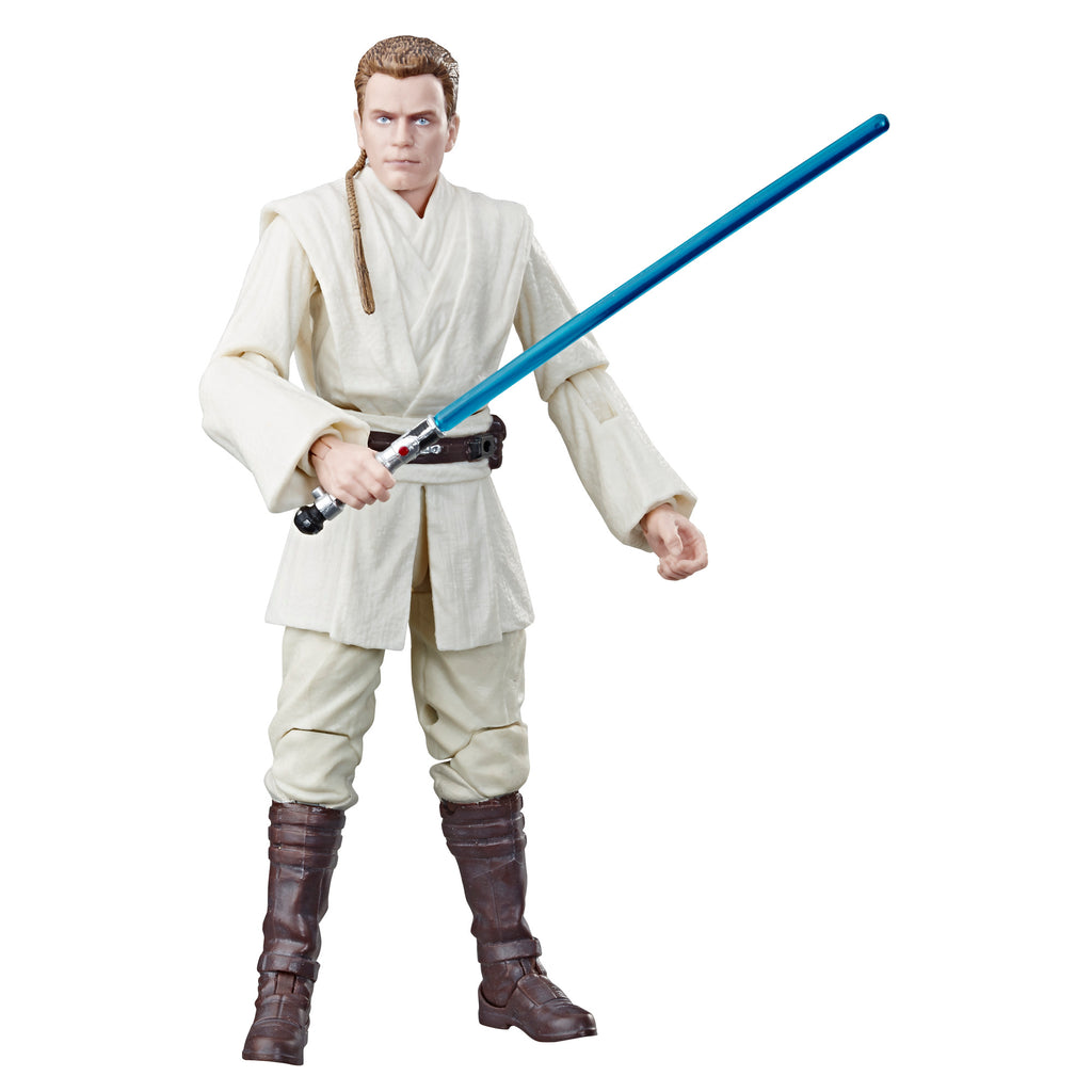 Star Wars The Black Series Star Wars Episode 1 The Phantom Menace Obi-Wan Kenobi Figure