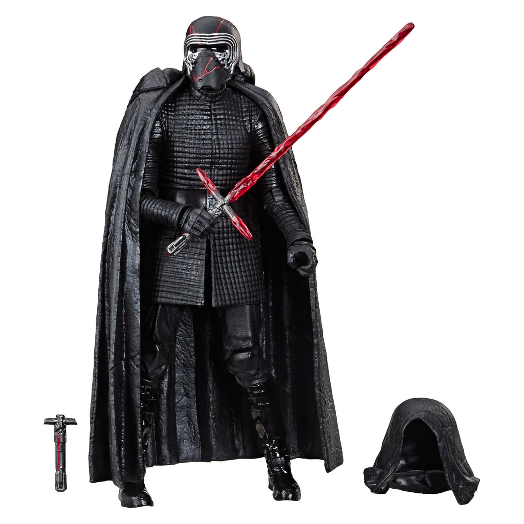 Star Wars The Black Series Supreme Leader Kylo Ren Figure