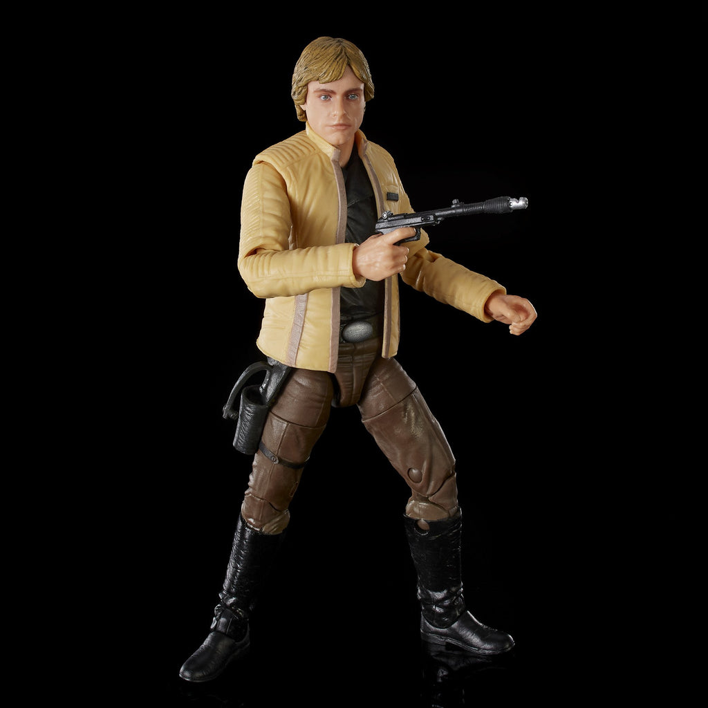 Star Wars Black Series 6 inch Figure Luke Skywalker NEW Yavin Ceremony
