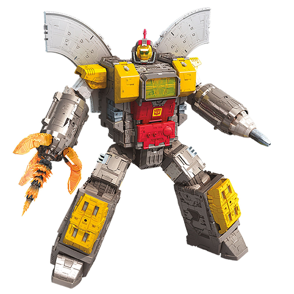 Transformers Generations War for Cybertron Titan WFC-S29 Omega Supreme Figure Robot Mode