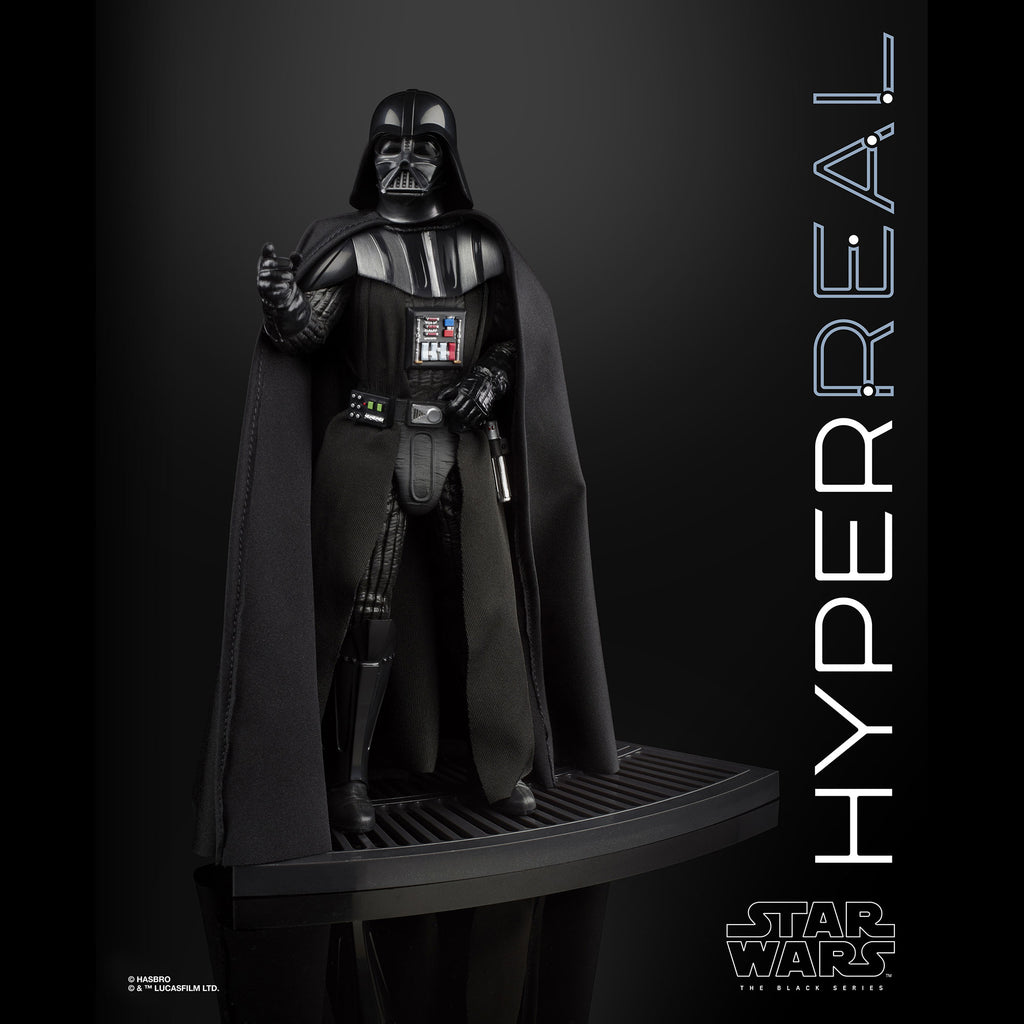 Star Wars The Black Series Hyperreal Darth Vader Figure