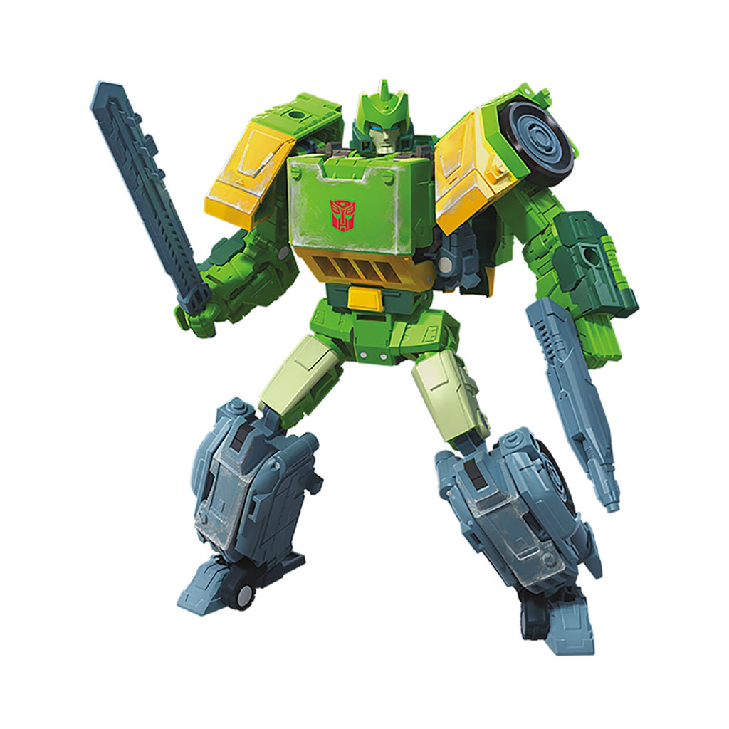 Transformers Generations War for Cybertron Voyager WFC-S38 Autobot Springer Figure Bot Mode