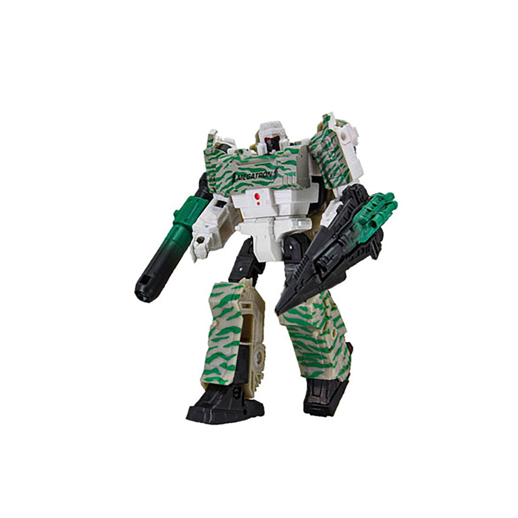 Transformers Generations Selects WFC-GS01 Combat Megatron, War for Cybertron Voyager Figure Robot Mode