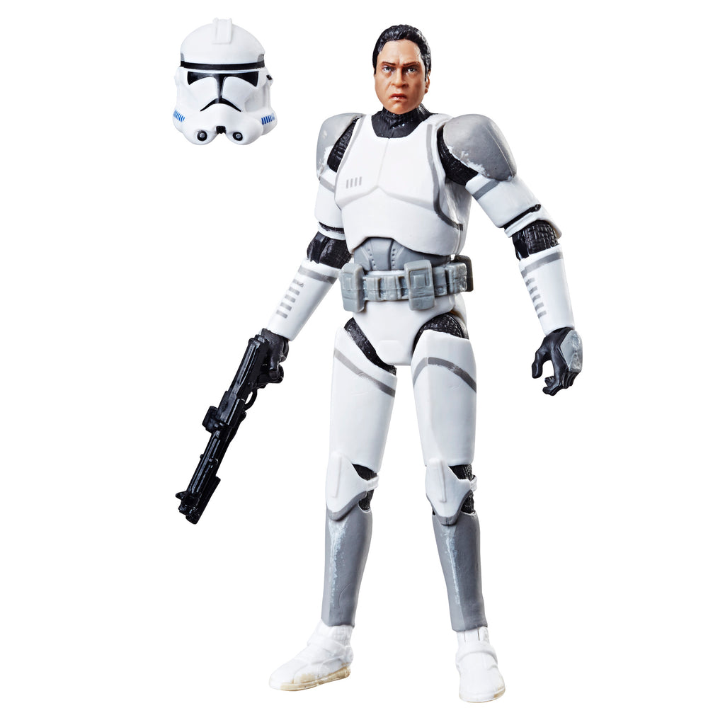 Star Wars The Vintage Collection Star Wars: The Clone Wars 41st Elite Corps Clone Trooper Figure