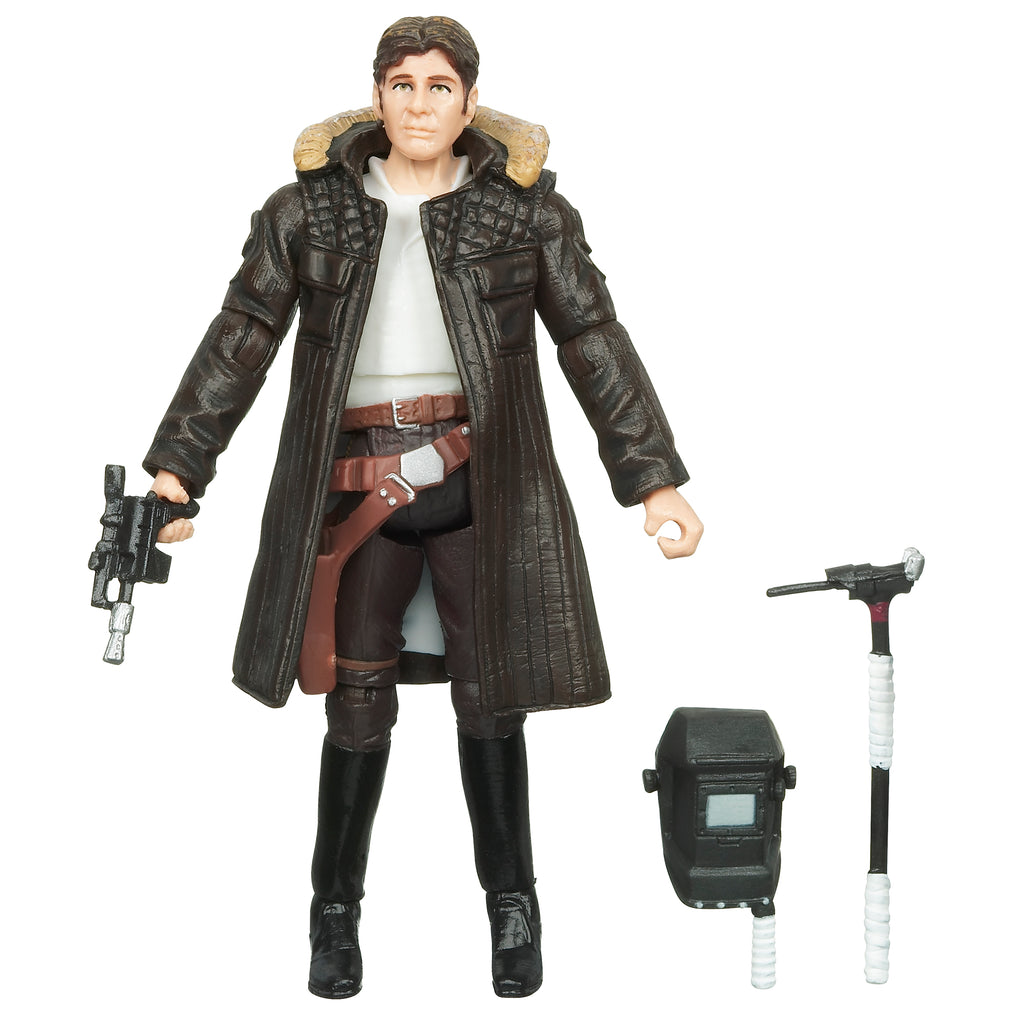 Star Wars The Vintage Collection The Empire Strikes Back Han Solo (Echo Base) Figure