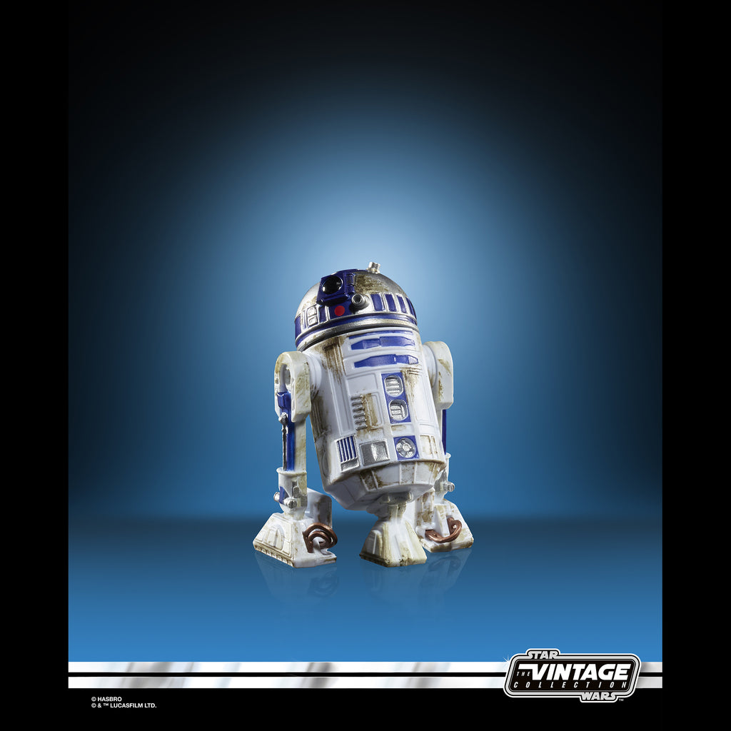 Star Wars The Vintage Collection Episode IV A New Hope Artoo-Detoo (R2-D2) Figure